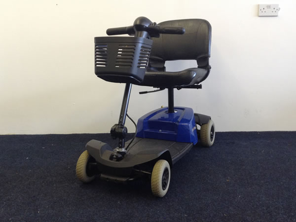 used class 2 pavement scooter 4mph scooters new churchers mobility sussex brighton hove and shoreham